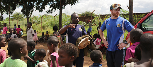 Schools rugby & life-skills program, Area 25 & 49, Lilongwe