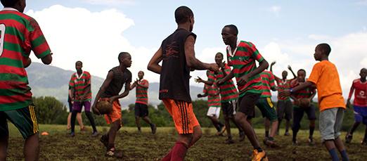 Rugby & community development program, Arusha