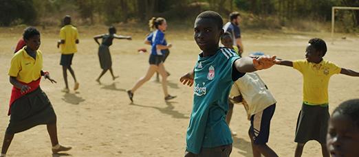 Supporting Die Hard Rugby, Kabwe