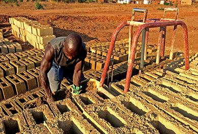 Build project activities